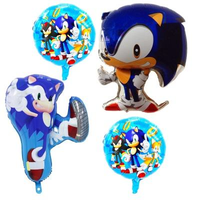 Hot selling Cartoon Character Series Shape Helium Foil Balloon For Birthday Party Decoration