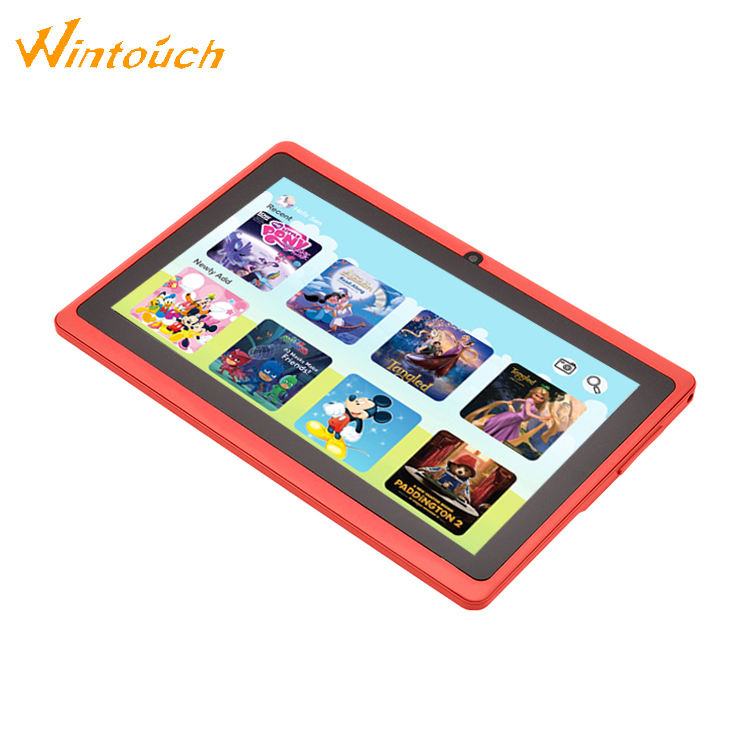High quality cheap android tablet pc without sim card with capacitive touch screen