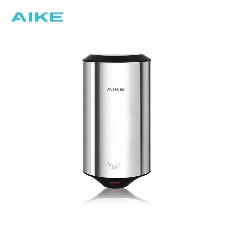 AK2805 Best Price New Design Colored Stainless Steel High Speed Electric hand dryer in home appliance automatic