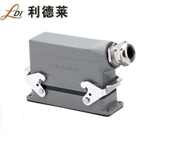 Electrical industrial heavy duty connector Harting type/ Sibass type Heavy duty electrical connector