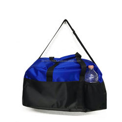 Mexican men's favorite matte polyester sports bag large capacity fitness box