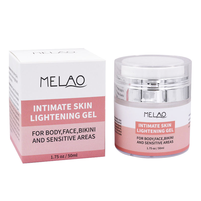MELAO top selling designer skin whitening body cream for black skin tone