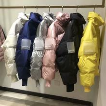 Women Collar Coats Mini Bubble Winter and Autumn vetement hiver Womens Winter Jackets and Down Coats