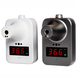 K7 High Quality Automatic LCD Digital Wall Hanging Thermometer