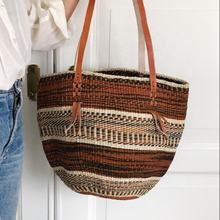 Sisal Baskets  , Africa Shopping Baskets ,Tote bags
