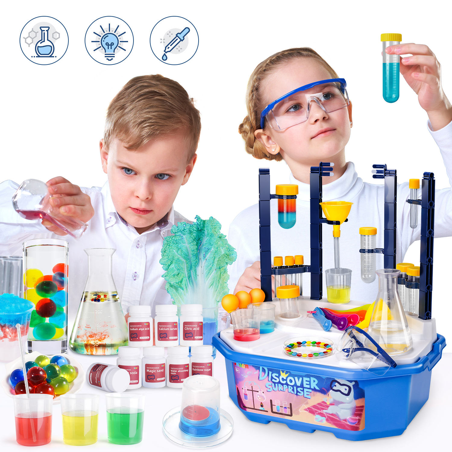 2020 Amazon top kids toys scientific experiment educational toys