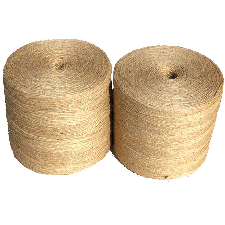 1 2 3mm 1 3 PLY DIY craft packaging torção do fio de corda de juta corda de cânhamo Juta guita