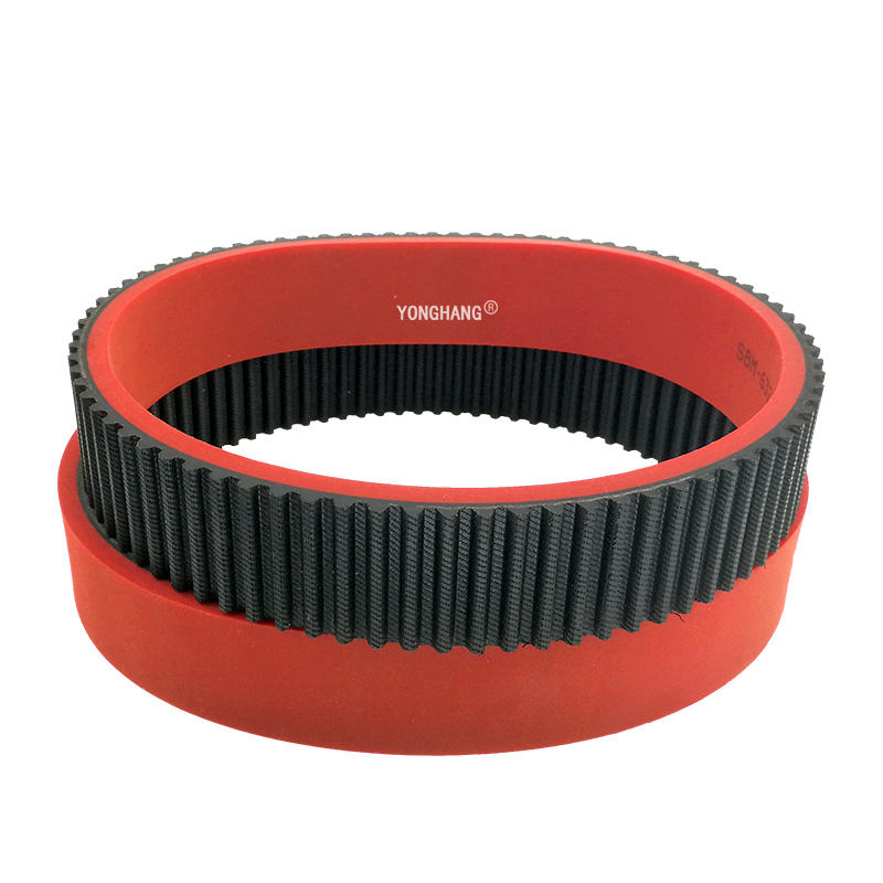 Coated Timing Belt for Feeders, Sorters and Vffs Packing Machines