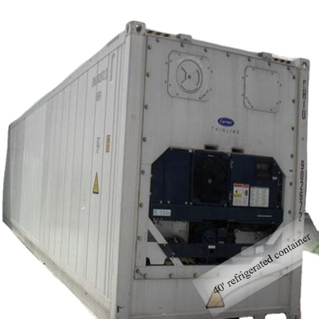 good price used reefer container 40 from sea shipping china agent