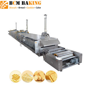 Customized Energy Saving Gas Electric Diesel Hybrid Bakery Tunnel Oven