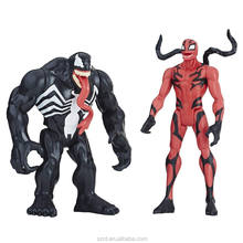 Customized movie hero articulated action toy manufacturers