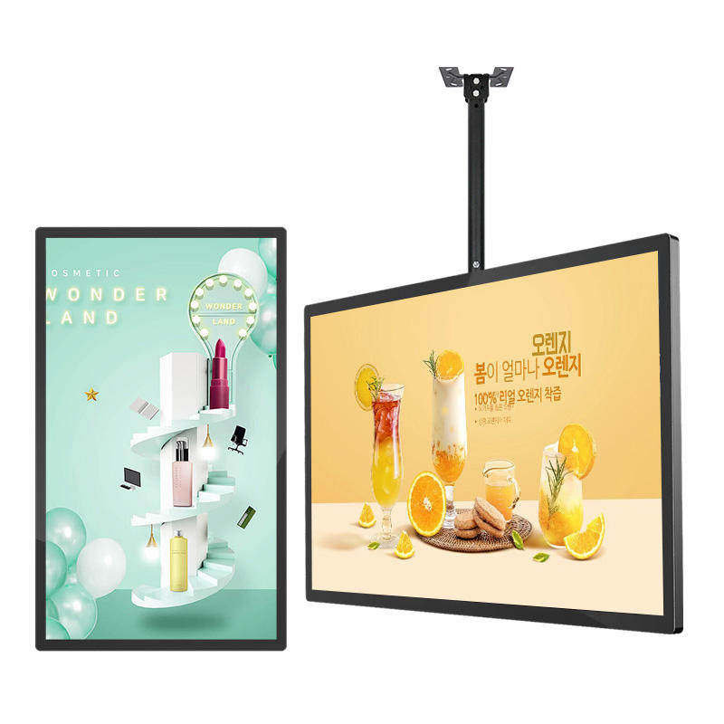 "21.5"" Wall Mounted Android Advertising Screen Display Digital Signage and Displays with Plastic Frame"