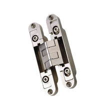 Special design Heavy duty Zinc Alloy 3D Concealed Hinge for Door