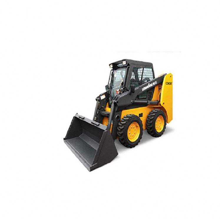 1230kg New Condition Racoon Skid Steer Loader Attachments Lawn Mower CDM312