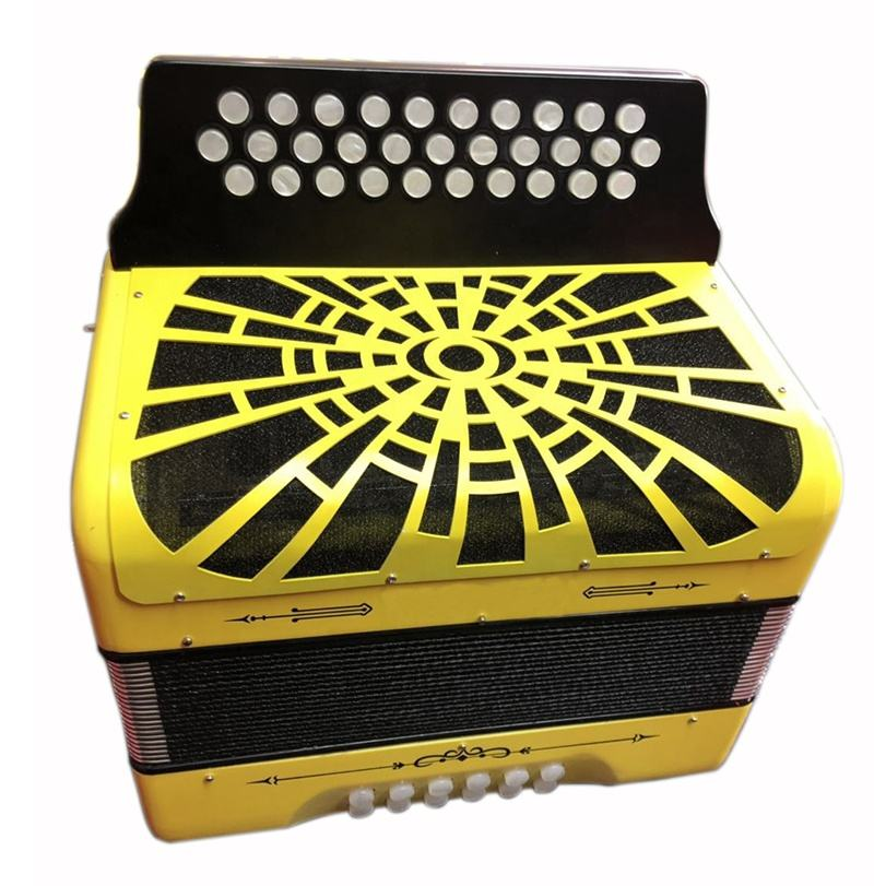 31 Buttons 12 Bass Student Accordion JB3112D