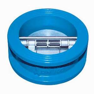 Dual Plate Wafer Swing Check Valve