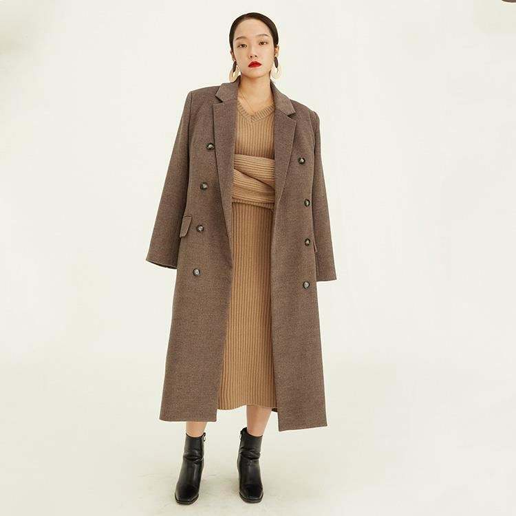 Hot promotion wool winter coat women With Good Shop