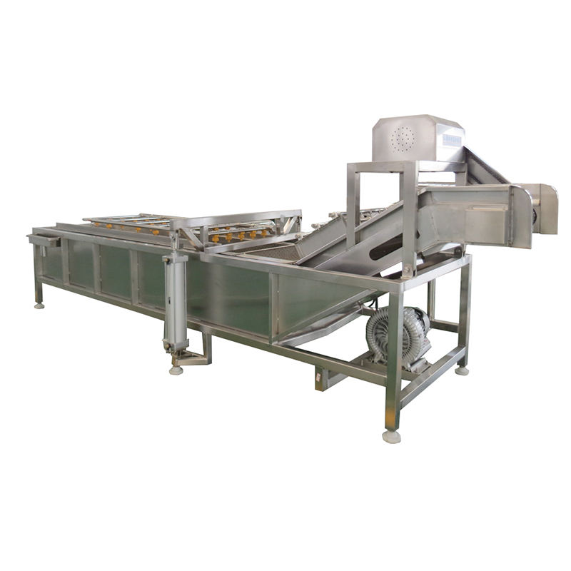 China Best automatic potato washing peeling machine cassava and fruit vegetable stock with good price & short lead time