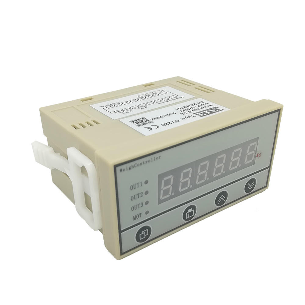 DY220 Weighing controller Load Cell indicator weighing display led display 4-20ma