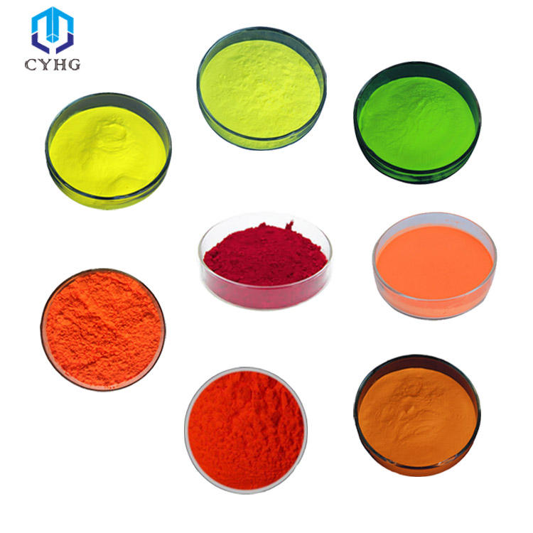 High Quality Led Fluorescent Powder / Phosphor Powder Factory Price
