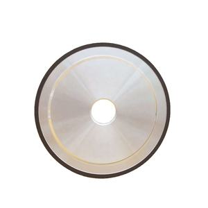 1A1 CBN Grinding Wheel, Resin Obligasi Berlian Datar Grinding Wheel untuk Karbida resin Bond Diamond Wheel untuk Grinding PCD