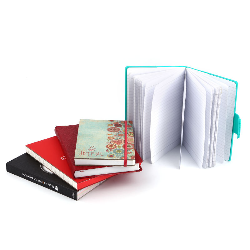 Cheap price notebook case diary book gift set printing
