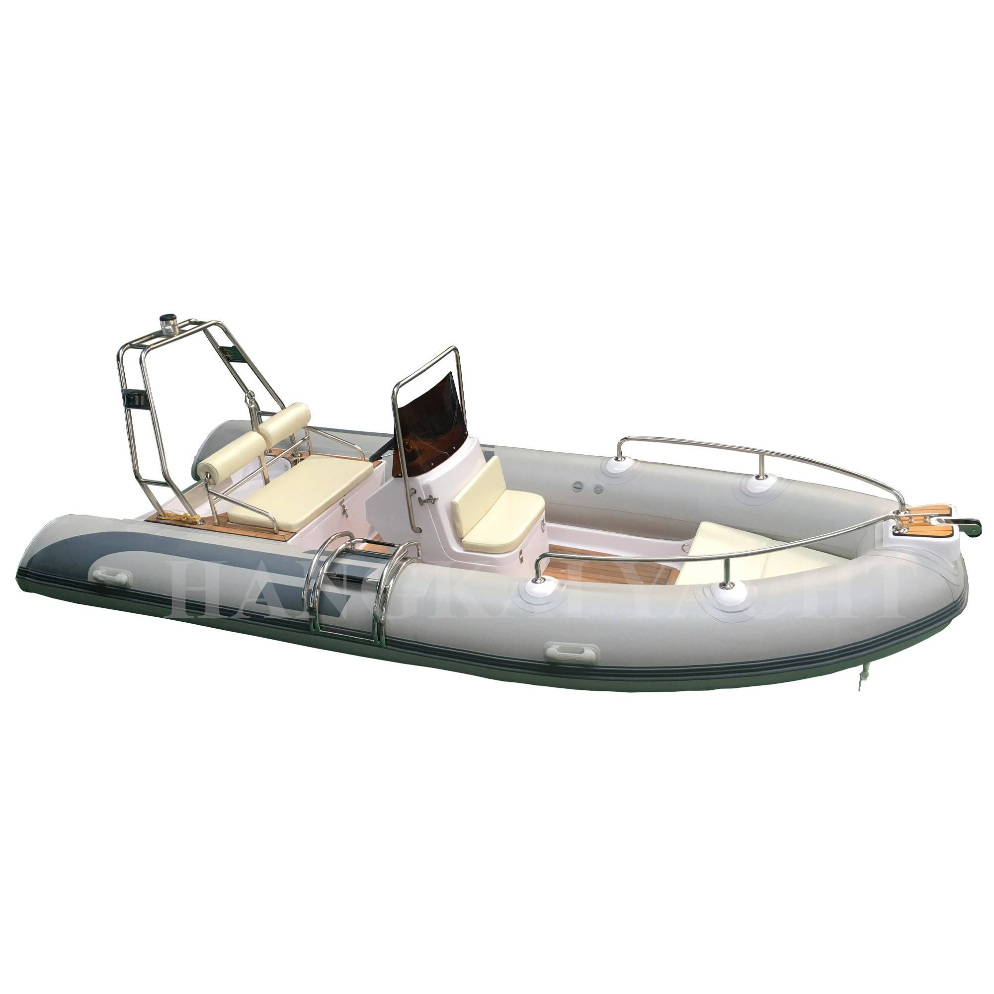 16ft 4.8m cheap PVC dinghy inflatable boat on sale