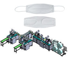kf94 mask making machine Disposable Production
