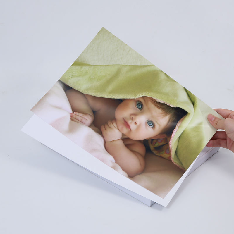 China manufacturer fast dry waterproof graphic paper glossy paper ultra-premium glossy photo paper