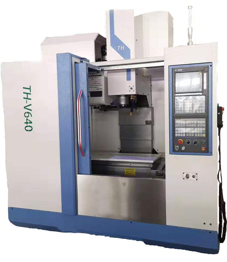 CNC milling vmc 640 855 850 1160 3 axis 4 axis 5 axis linear China factory high accuracy vertical machine center
