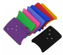 AS070002 Silicone Remote Key Cover for Renault Remote Key