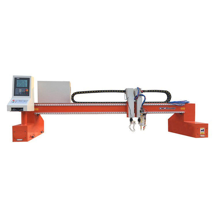 China CNC Gantry type Flame / Plasma Cutting Machine