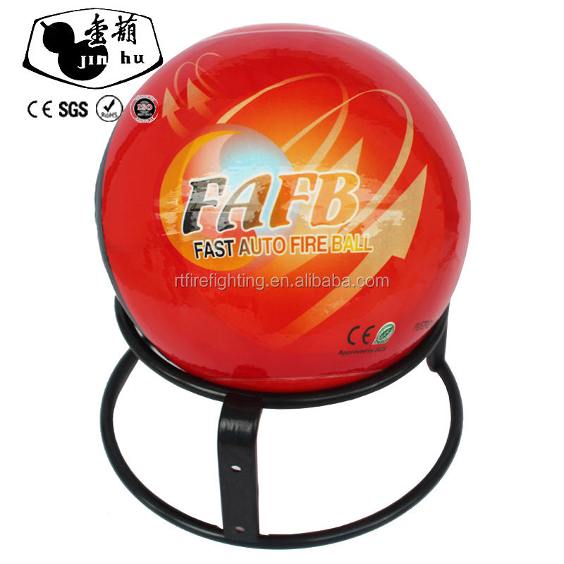 Runtai fire China factory New Design dcp auto fire extinguisher ball