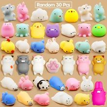 Soft Squishy Slow Rising Mochi Squishy Silicone juguetes promocionales anti estres