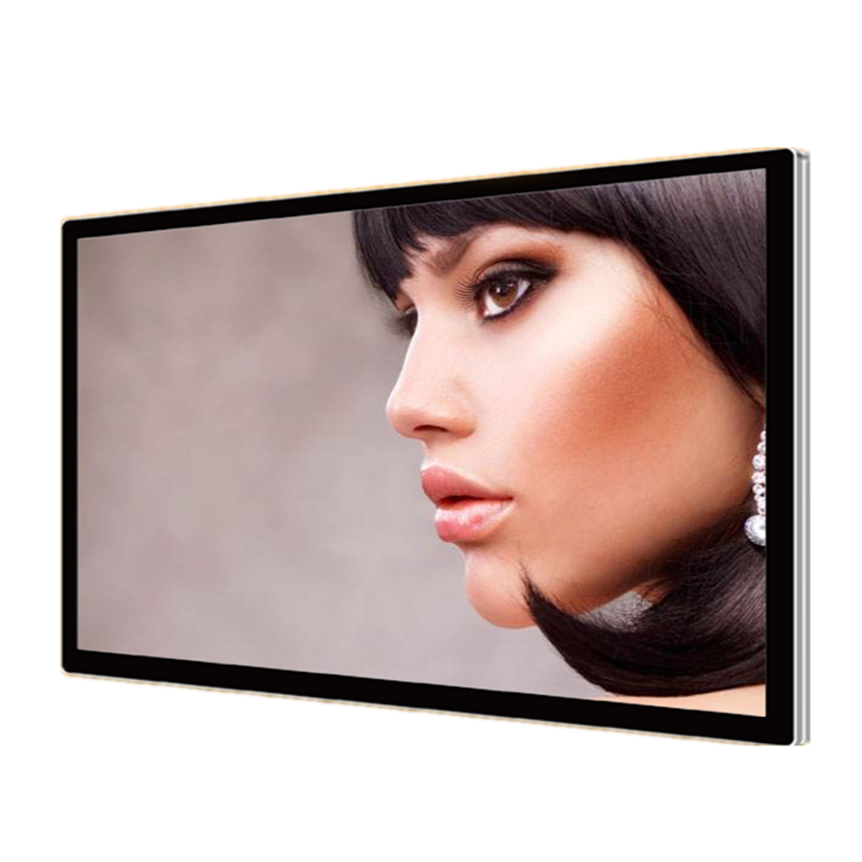 Top Quality 10.1 inch wall-mount LCD digital interactive touch advertising LCD screen