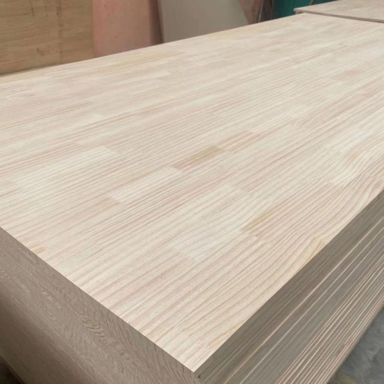 Factory Price Pine Finger Joint Laminated Board Radiata Pine Wood Finger Joint Board