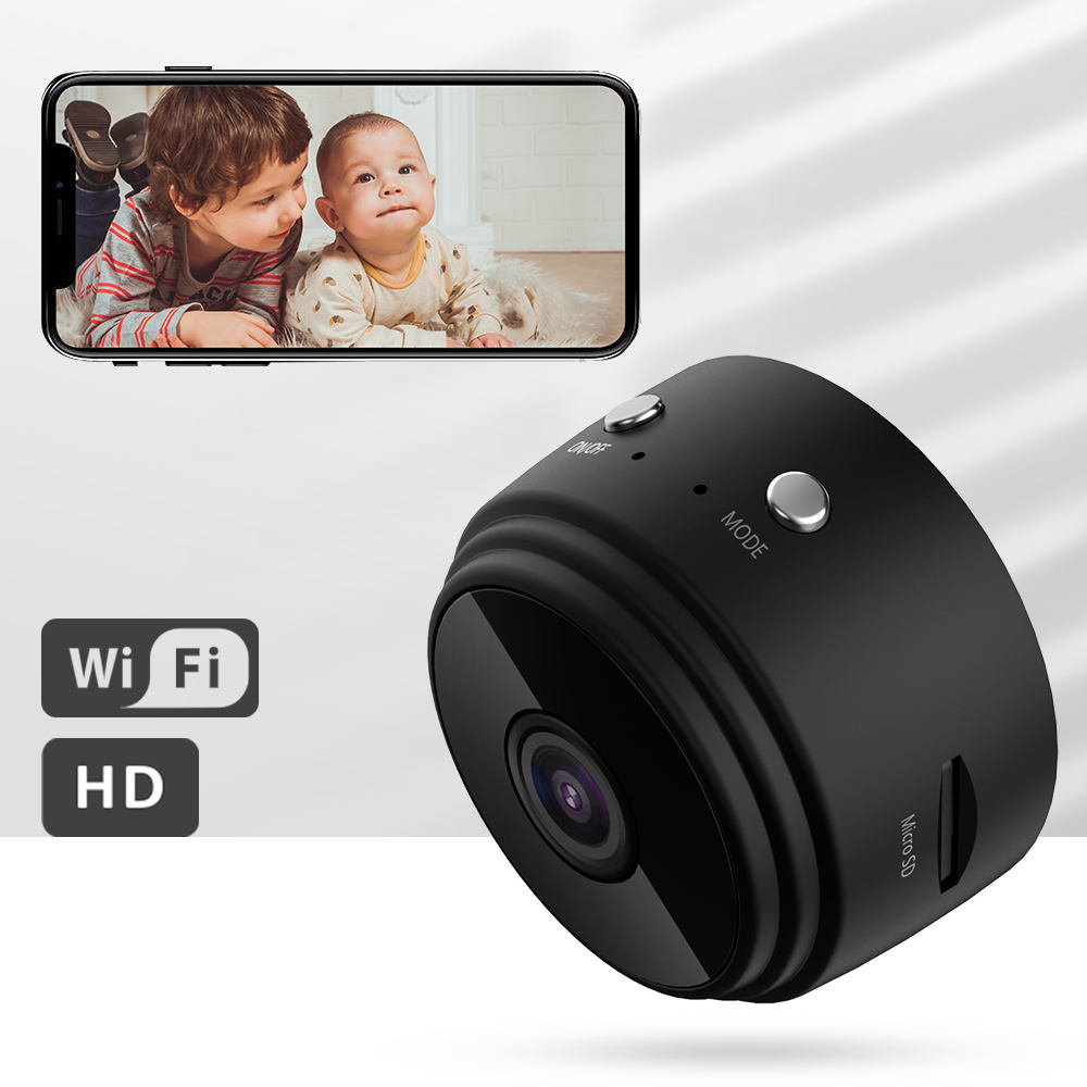 Amazon Best Selling supplier night vision mini camera without wire charger usb hd security video camera 1080p spy hidden
