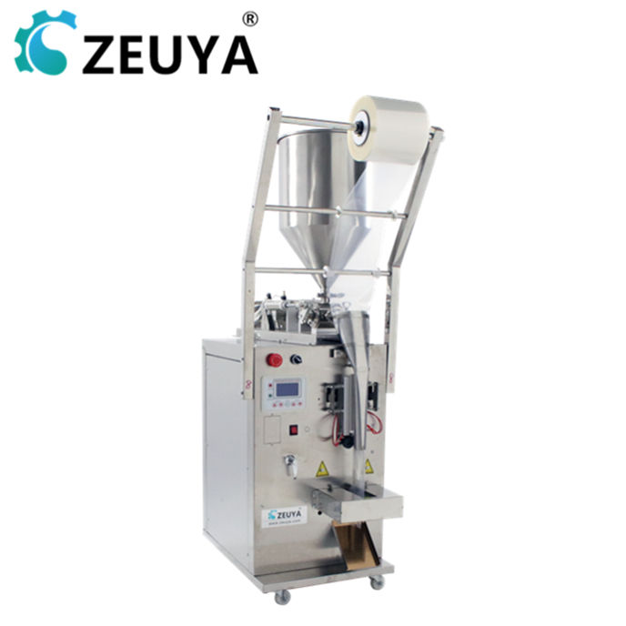 10-300ml stainless steel chutneys edible oil sachet packaging machine for stick package