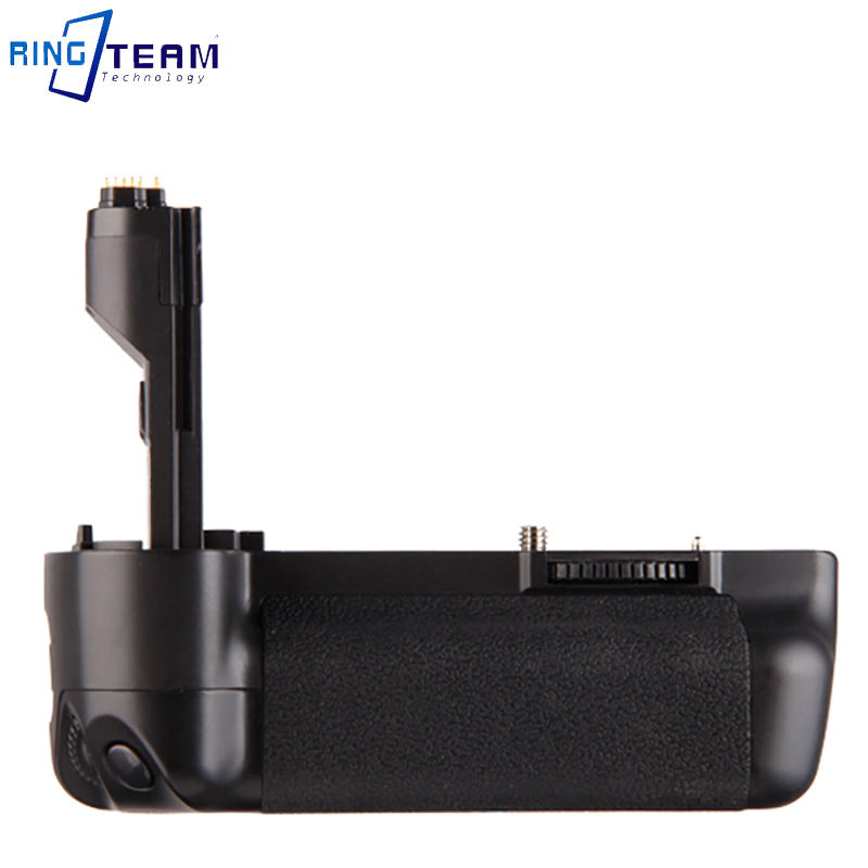 Battery Grip BG-E6 Battery Grip for Canon 5D mark 2 Shutter Button, Enhanced Battery Life, use LP-E6/AA Batteries.