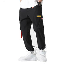 Loose movement men fashion streetwear track pants