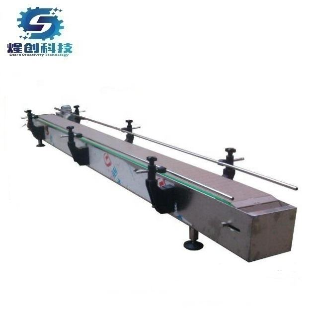 สแตนเลส Table Top CHAIN conveyor