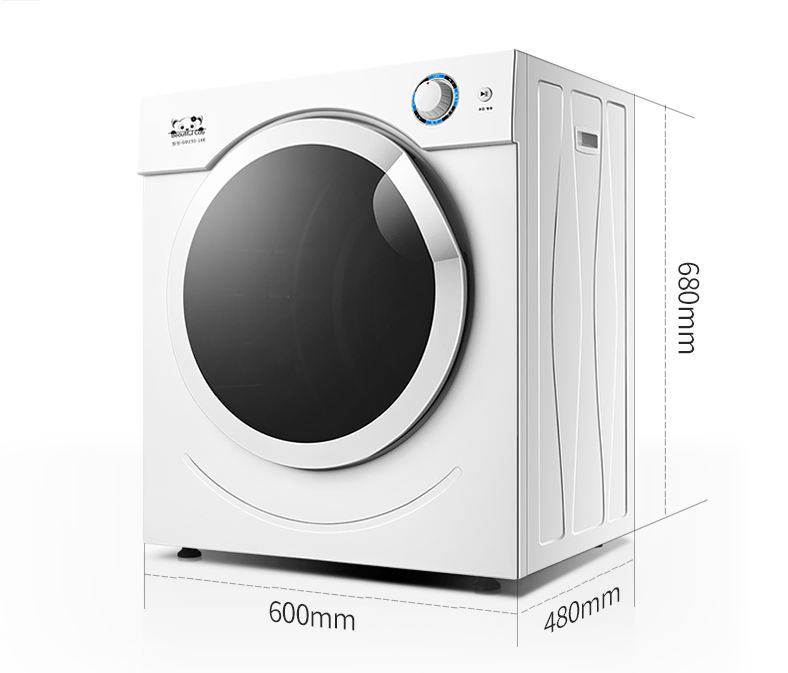 Home Tumble Dryer Vented Clothes Drying Machine