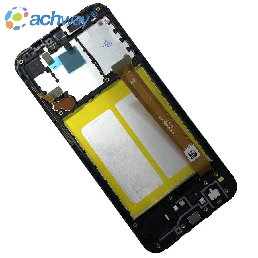 Schermo Per Samsung A20e LCD A202 display lcd Per La Galassia A202 A202F A202DS LCD Touch Screen Digitizer Assembly