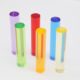 XinTao Colorful Acrylic Tube High Glossy PS 100% Virgin Material Custom Size Polypropylene Rod Plastic Pipe Bar With Best Price