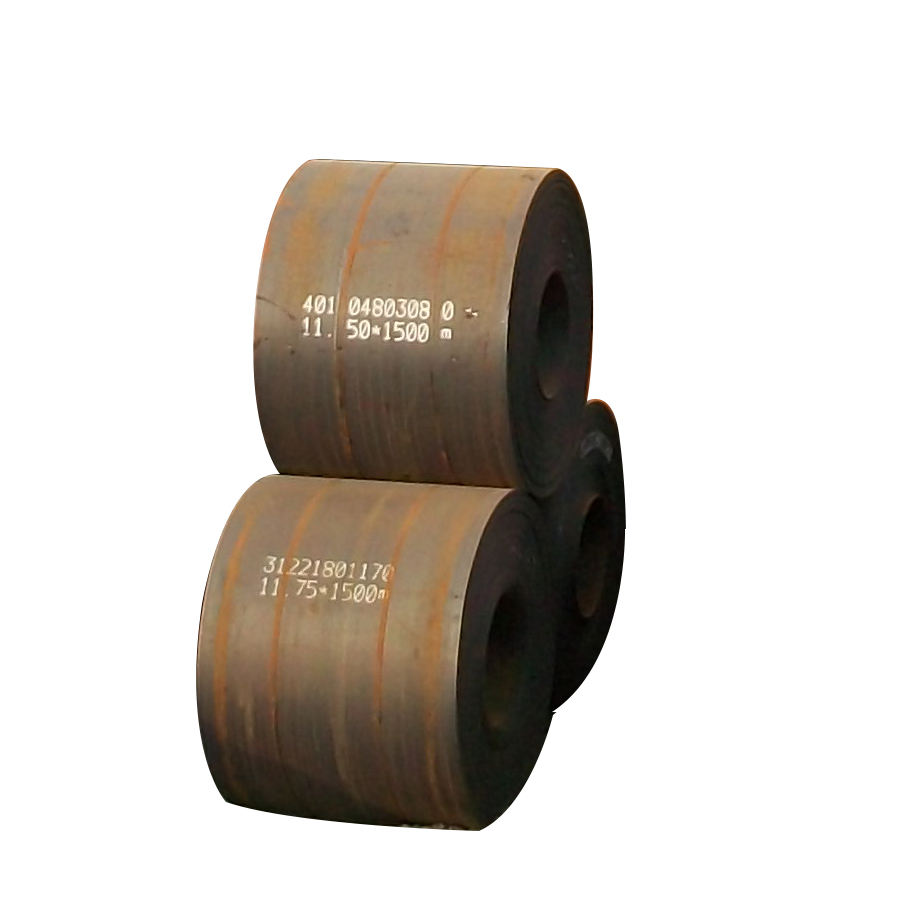 A36 SS400 Hot rolled steel coil Steel strip manufacturer