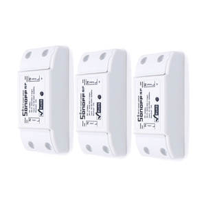 Home automation lichtschalter smart switch gsm fernbedienung 433 mhz sonoff grundlegende