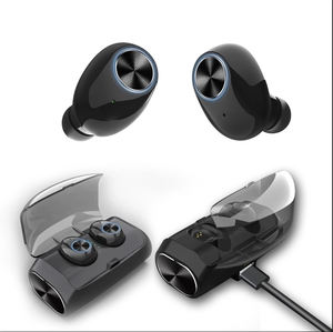 Christmas Gifts TWS Headsets BT5.0 With 2600mah Charging Case Microphone Wireless Headset headphone