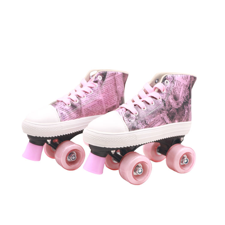 Professional manufacture durable moving skate roller shoes professional