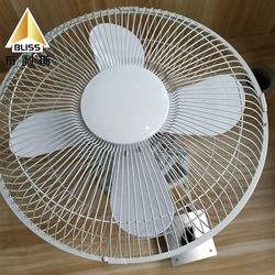 Train car accessories train parts in person wall-mounted fan