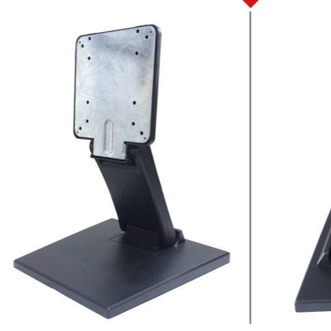 POS KIOSK desktop touch screen monitor holder vesa 100*100 4-M4 hole stand